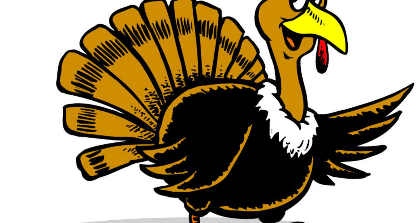 turkey trot and food drive sandy hill elementary